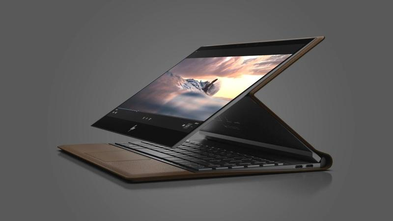 hp spectre folio 18