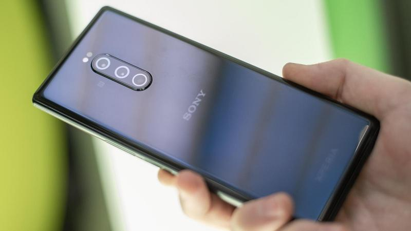 hands on xperia 10plus 0011