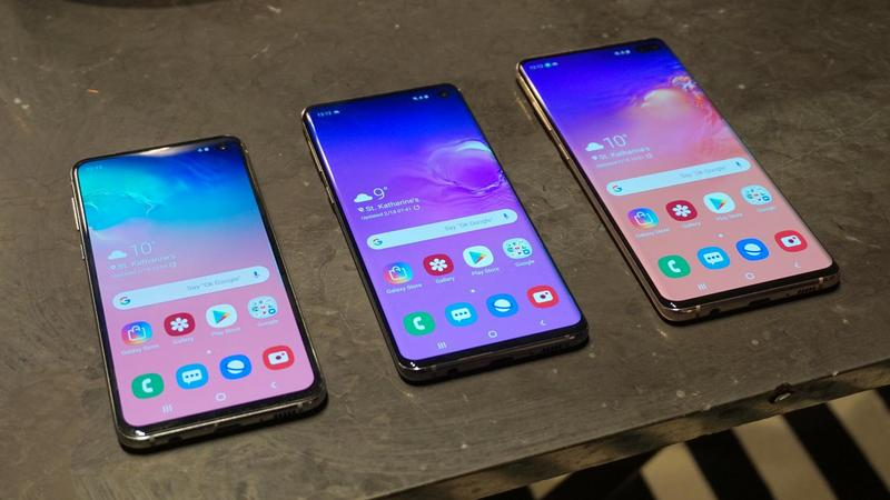samsung galaxy s10 phones