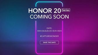 Honor confirma la presentación del Honor 20 y Honor 20 Pro en Londres