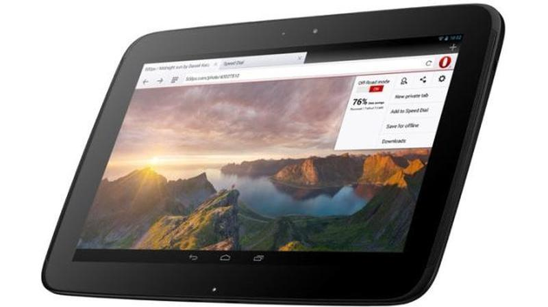 opera18 androidtablet