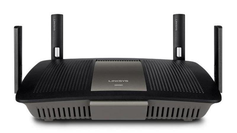 router linksys3 frontal