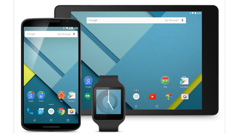 android lollipop preview 100525649 gallery