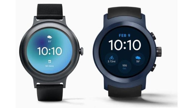 lg watches androidwear