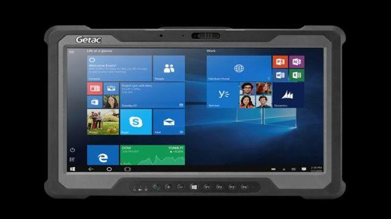 tablet getac