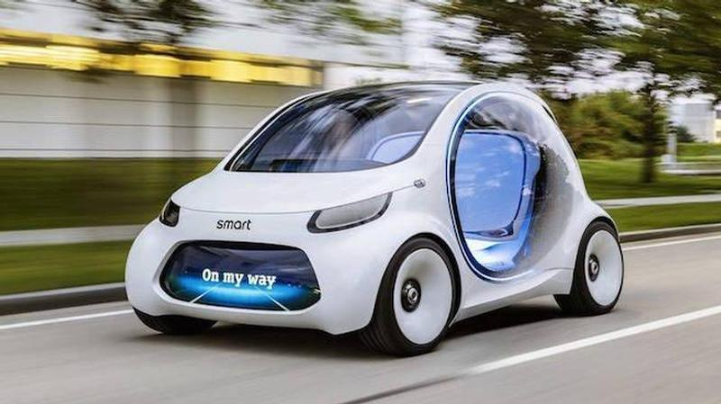 smart fortwo ele ctrico