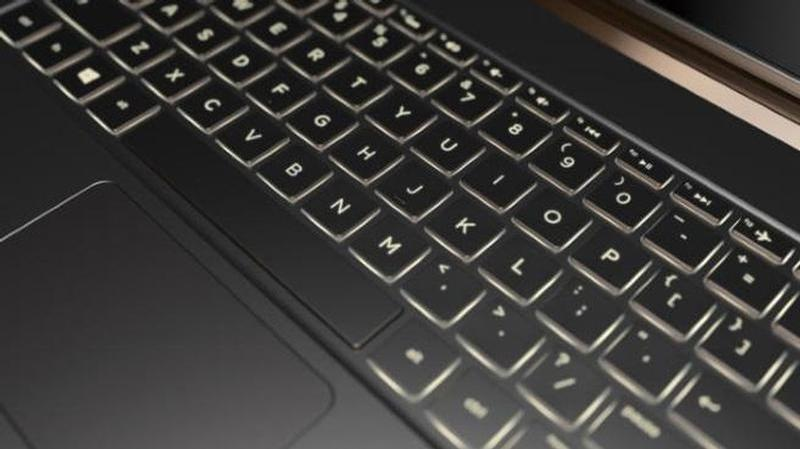 hp spectre keyboard