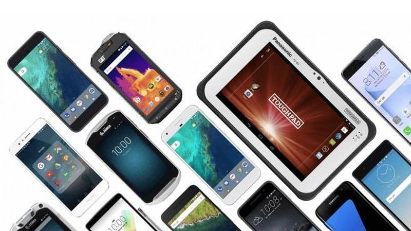 dispositivos android small