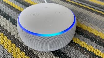 review amazon echo dot 3