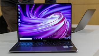 review huawei matebook x pro 2019