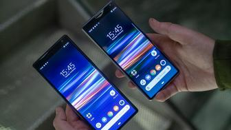 hands on xperia 10plus 0018