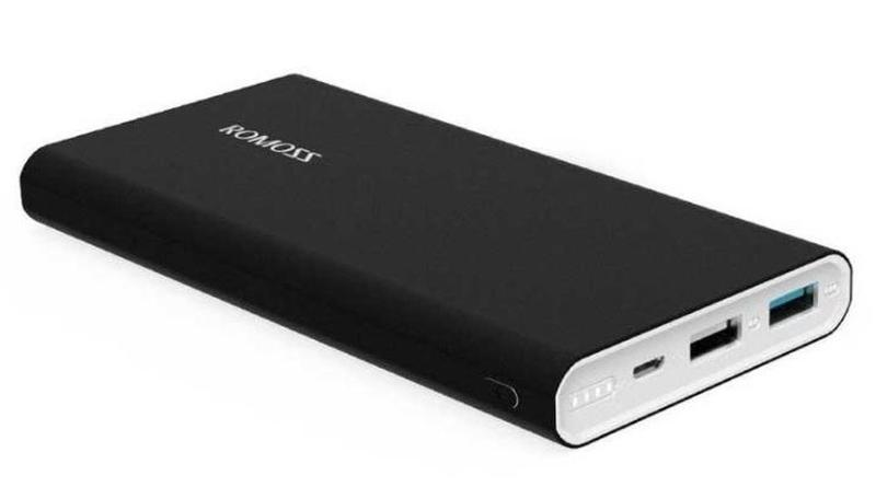 Romoss RT Pro 10,000mAh Power Bank