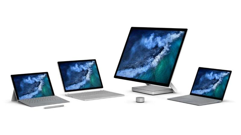 surface familia
